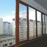 Ламинированные окна и рамы